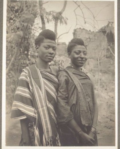 Photo essay a few images of precolonial west african for Built for war shirt